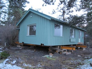 house moves to Oberon Meadow