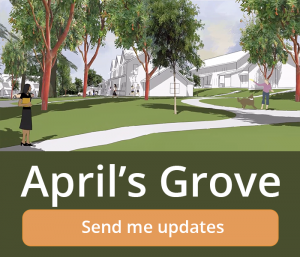 Send April's Grove updates